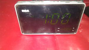 RCA alarm clock for Sale in Pittsburgh, PA