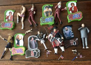 Austin Powers Action Figures Rare Vintage 1997 for Sale in San Francisco, CA