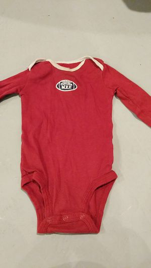 Boy's size 9 month long sleeve onesie Carter's for Sale in Hazelwood, MO