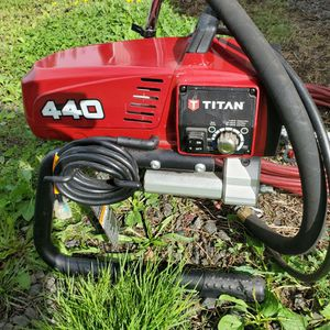 TITAN 440 SPRAYER for Sale in Grayland, WA