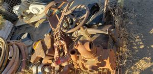 Iron antique yard art junk rustic for Sale in Bakersfield, CA