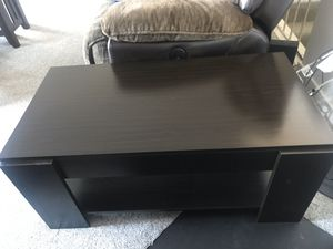New IKEA black coffee table for Sale in Montgomery Village, MD