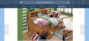 Captains bedroom set for Sale in Denver, CO