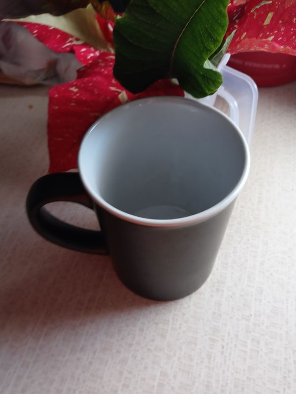Large coffee cup