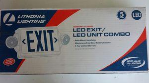LED Exit Sign for Sale in Sanger, CA