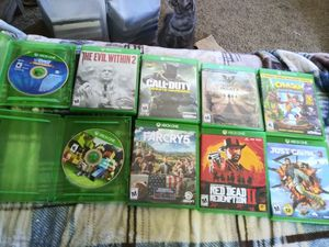 Xbox one video games for Sale in Clifton, ME
