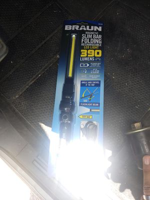 Rechargeable flashlight for Sale in El Paso, TX