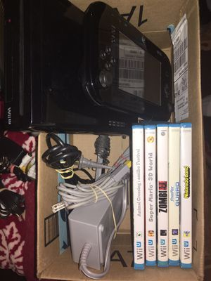 Nintendo Wii U for Sale in Rayland, OH