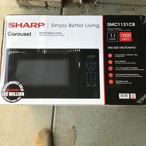 Sharp Microwave for Sale in Bakersfield, CA