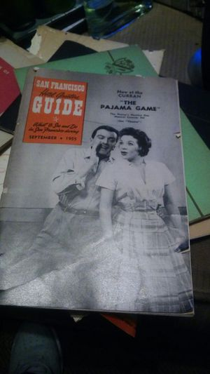 San francisco hotel guide from 1955..$10 for Sale in Jacksonville, FL