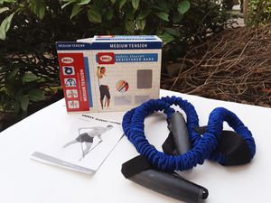 Fitness Safety Sleeve Resistance Band for Sale in Lacey, WA