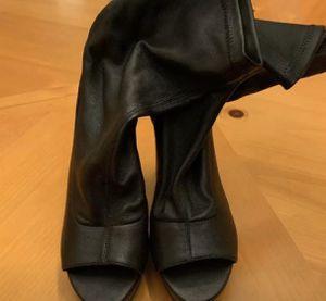 vero cuoio open toe boots for Sale in Seminole, FL