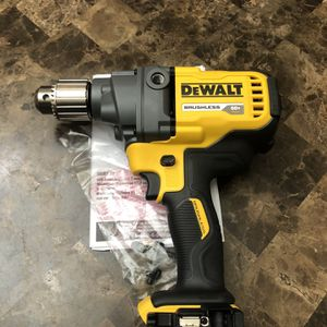 DeWalt FLEXVOLT 60-Volt MAX Cordless Brushless 1/2 in. Mixer/Drill with E-Clutch (Tool-Only) for Sale in Portland, OR