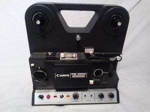 Canon PS-1000 8MM Vintage Movie Projector for Sale in New Orleans, LA