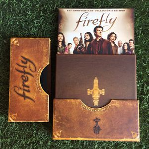 Firefly Complete Series: 15th Anniversary Collector's Edition [Blu-ray] for Sale in Yuma, AZ