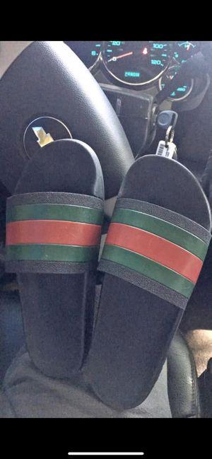 gucci sandals for Sale in Dalton, GA