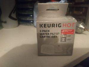 A two pack Keurig water filter for Sale in Clovis, CA
