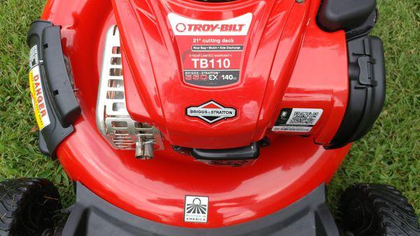 Troy-built tb110