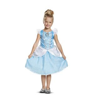 Cinderella Costume 3T -4T Great Christmas gift. for Sale in Claremont, CA