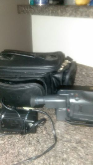 Compact VHS camcorder JVC for Sale in St. Louis, MO