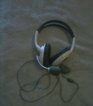 Xbox 360 headset for Sale in North Las Vegas, NV