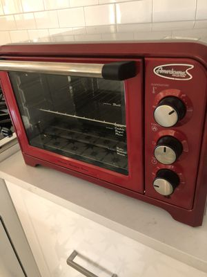 Groovy Retro inspired Toaster oven for Sale in Lafayette, CA