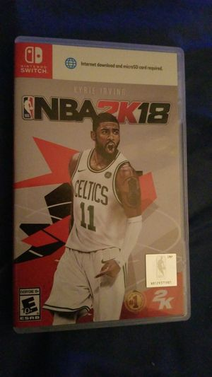 NBA2K18 for Sale in Coffeyville, KS