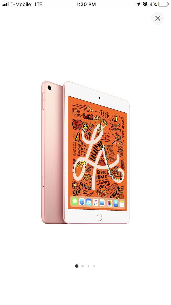 Brand new iPads *PLEASE READ DESCRIPTION*