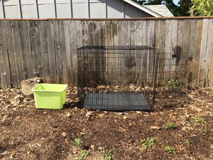 XXL Dog Crate Cage for Sale in Portland, OR