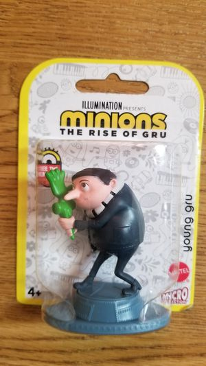 Young Gru Minions The Rise Of Gru for Sale in Baltimore, MD