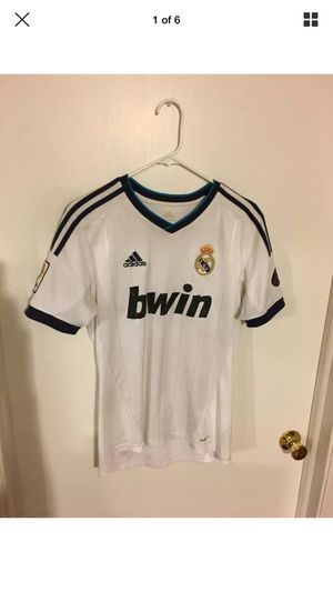Real Madrid 2012-13 Home Jersey for Sale in Newark, NJ