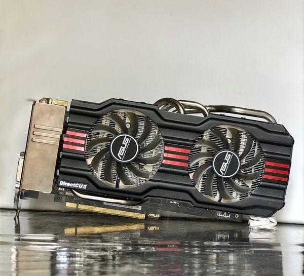 ASUS GeForce GTX 670 Graphics Card NVIDIA