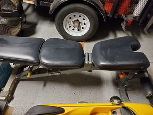 Weight lifting bench for Sale in Chesapeake, VA