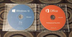 Microsoft Office 2019 Professional - Windows 10 Pro for Sale in Orlando, FL