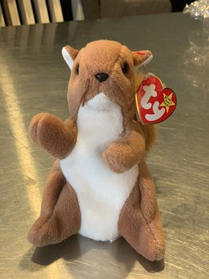 Nuts - beanie baby for Sale in Bexley, OH