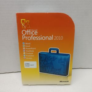 Microsoft Office Professional 2010 for Sale in Pittsburgh, PA