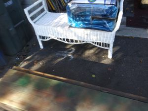 white seat for Sale in Blacklick, OH