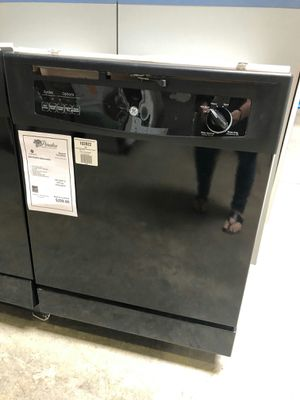New GE Black Built In Dishwasher w/ Hard Food Disposer..1 Year Warranty Included! for Sale in Chandler, AZ