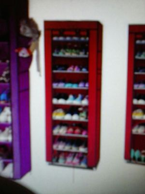New 10 layer shoe cabinet rack for Sale in Dubuque, IA