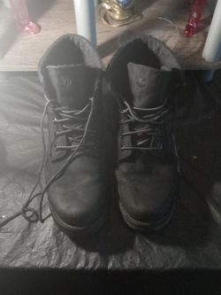 Timberland Boots. Black, Size7. for Sale in Atlanta,  GA