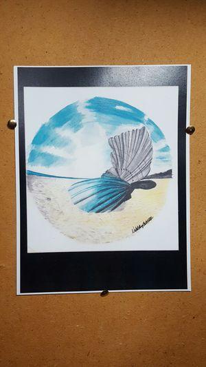 Glossy Print Copy of original artwork for Sale in Saint Robert, MO