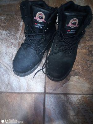 Brahma Steel toe work boots for Sale in Erial, NJ