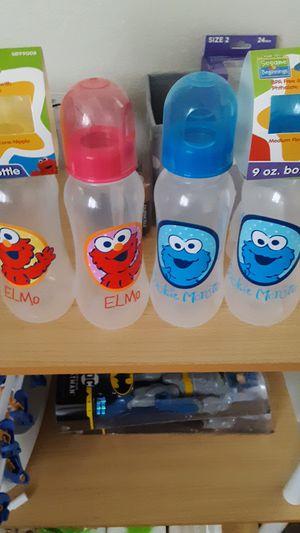 Baby bottles for Sale in Santa Cruz, CA