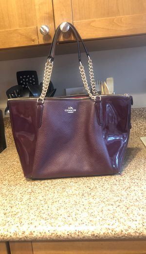authentic coach purse for Sale in Anaheim, CA