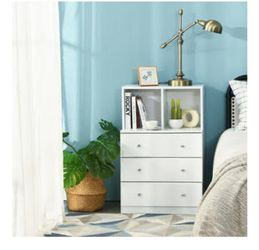 New White 3 Drawer Dresser for Sale in Chula Vista,  CA