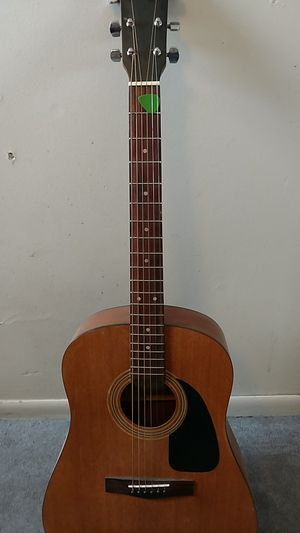 Fender acoustic guitar for Sale in Eagle River, WI