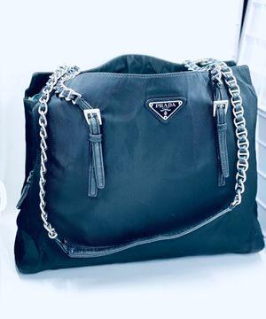 Authentic Prada Nylon Handbag for Sale in Carmel, IN