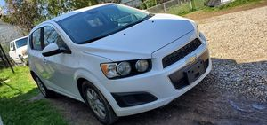 2012 Chevy Sonic for Sale in Columbus, OH