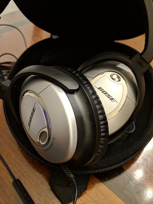 Bose QuietComfort 15 Acoustic Noise Cancelling Headphones for Sale in Morrisville, NC