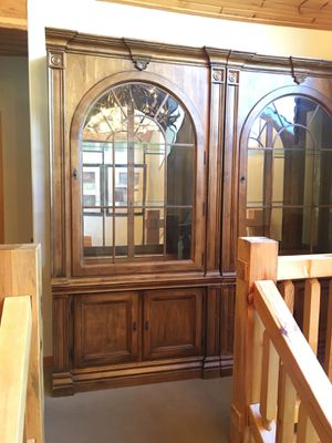 (3) China cabinets for Sale in Pinetop, AZ